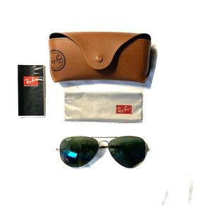 Ray-Ban Aviator Flash Lense